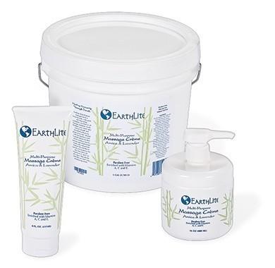 Eathlite Massage Creme; 3,78 liter