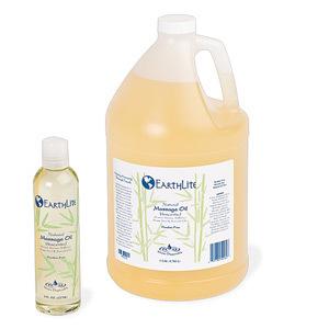 Earthlite Massage Oil; 225 ml