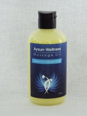 Aysun Wellness Magnesium Massage lotion, 250 ml
