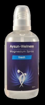 Aysun-wellness Magnesium Spray fresh