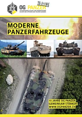 "Jubiläumsheft ""Moderne Panzerfahrzeuge"""