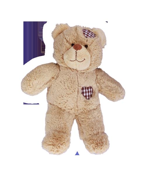 Brown Bear Heart Beat Pal 00001