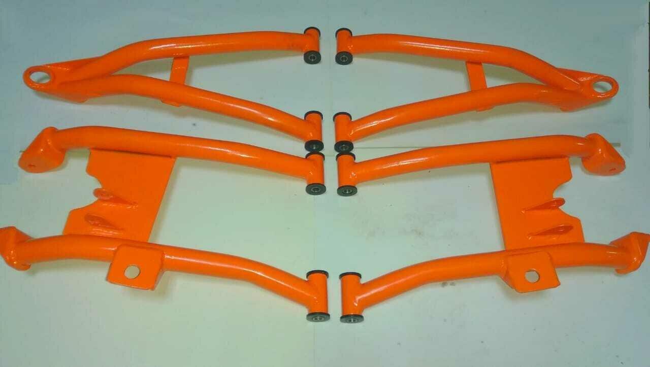 Рычаги гнутые для квадроцикла Polaris Sportsman 550/850/1000, Scrambler 850/1000