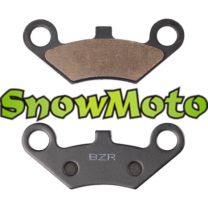 Тормозные колодки BZR FA159R   для всех моделий  CFMOTO