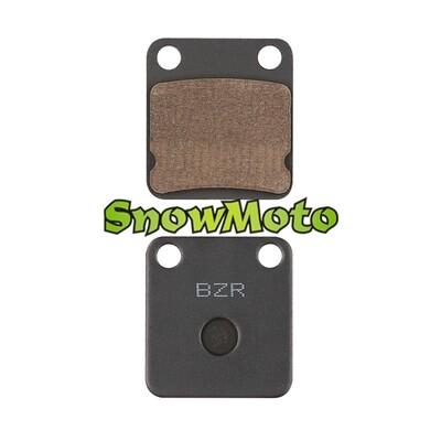 Тормозные колодки BZR FA054 для Yamaha,  Suzuki, Kawasaki, Stels