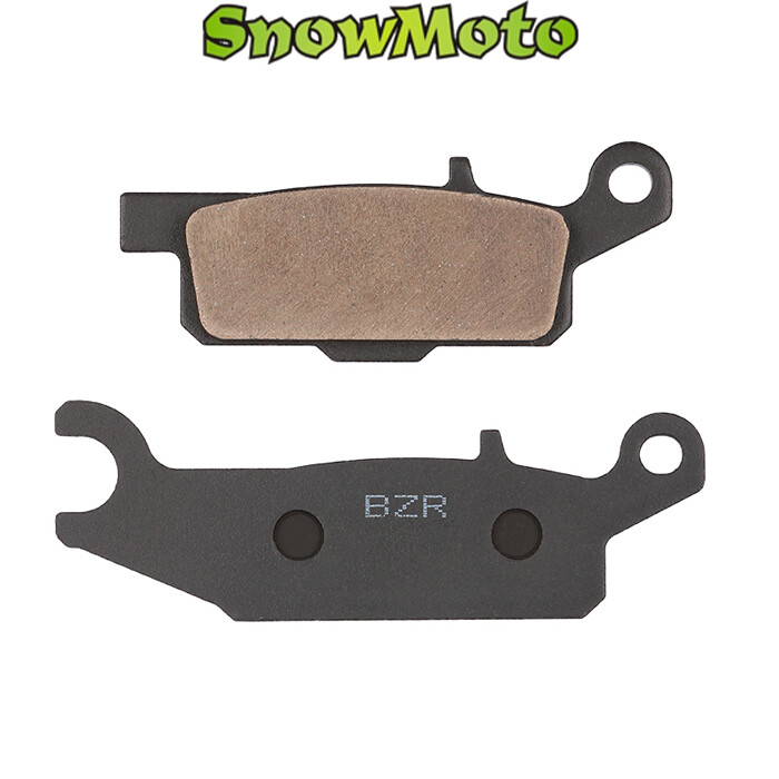 Тормозные колодки BZR FA445 задние левые  для Yamaha