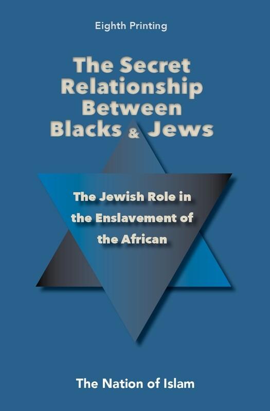 The Secret Relationship Between Blacks and Jews, Volume 1
