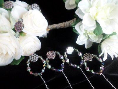 Bouquet Picks - Royal Purple/Emerald/Gold