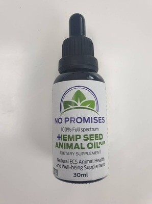 No Promises Broad spectrum functional oil 30ml