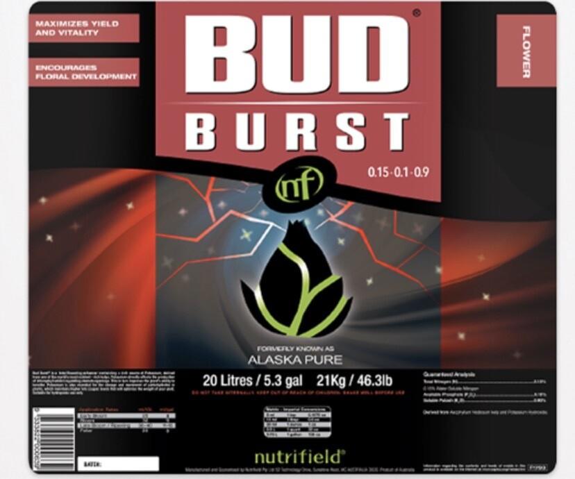 Bud Burst 5L