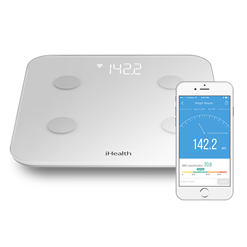 iHEALTH CORE BODY ANALYSIS SCALE