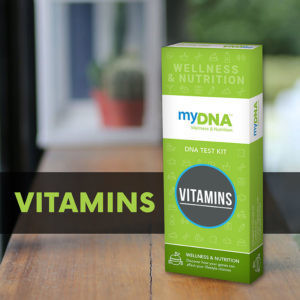 myDNA VITAMIN SCREEN TEST
