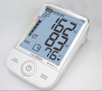 ROSSMAX BLOOD PRESSURE MONITOR X9