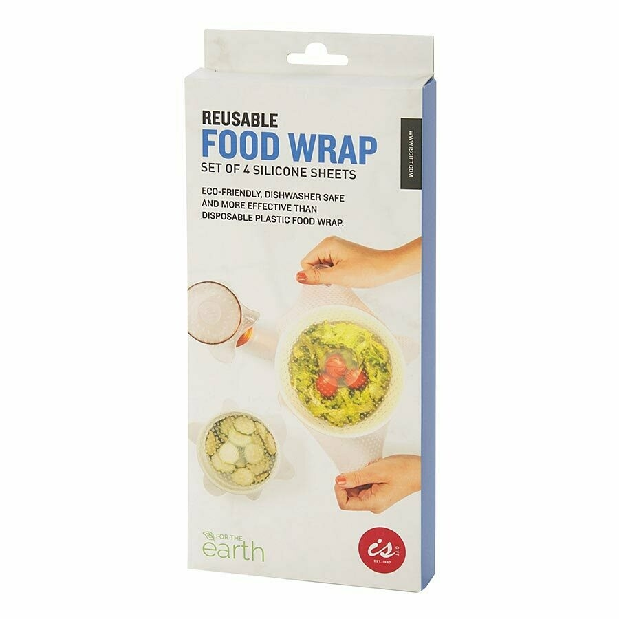 REUSEABLE FOOD WRAP