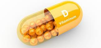 VITAMIN D CAPSULES & DROPS