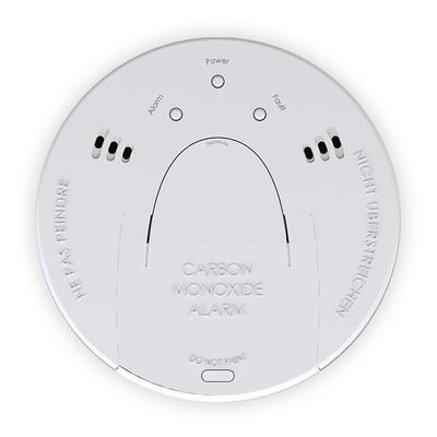 Carbon Monoxide Detector Installed