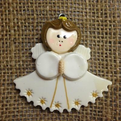 Masapan Angel Ornaments