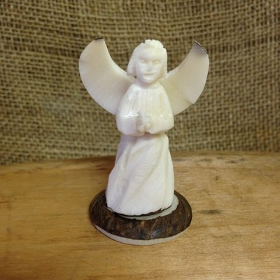Rustic Tagua Angels