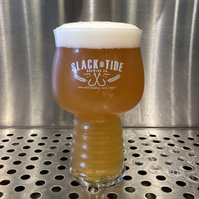 Slack Tide Cider Glass