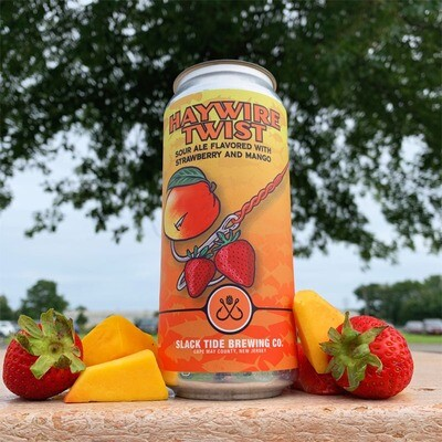 Haywire Twist with Strawberry and Mango - 4 pack