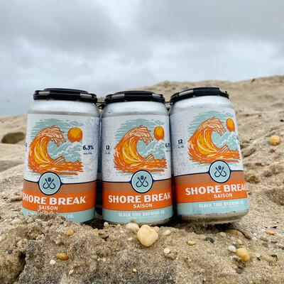 Shore Break 6 pack