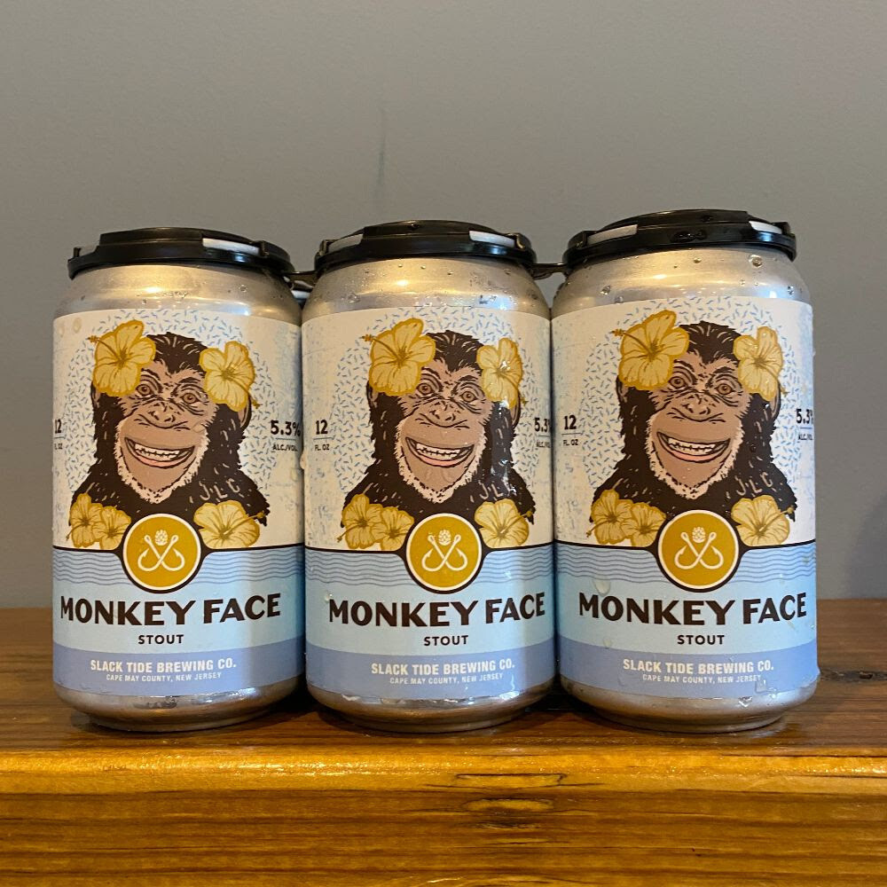 Monkey Face 6 pack