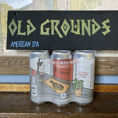 Old Grounds 4 pack