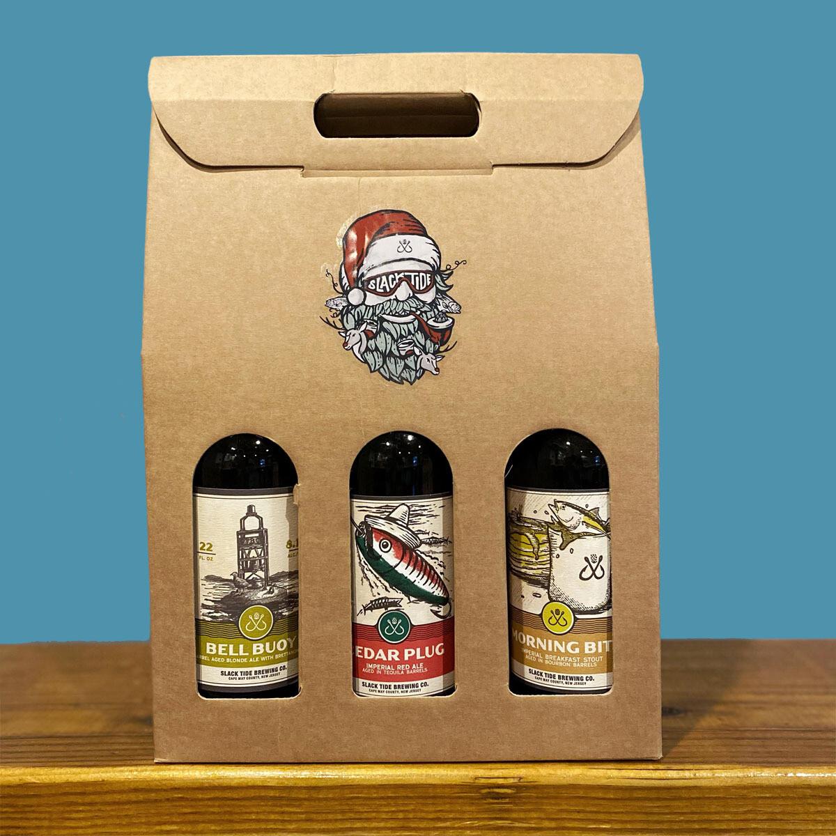 Barrel Aged Gift Set