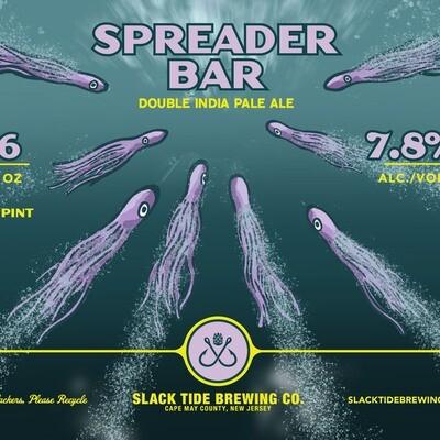 Spreader Bar - 4 Pack
