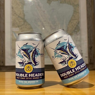Double Header 6 pack