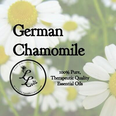 Chamomile  (Organic German) (matricaria recutita)