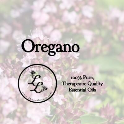 Oregano (origanum compactum)