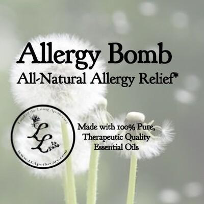 Allergy Bomb   All-Natural Allergy Relief