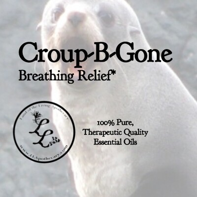 Croup-B-Gone | Breathing Relief