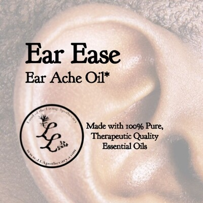 Ear Ease |  Ear Ache Oil