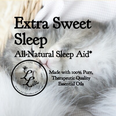 Extra Sweet Sleep | All-Natural Sleep Aid