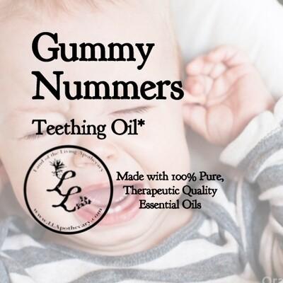 Gummy Nummer | Teething Oil