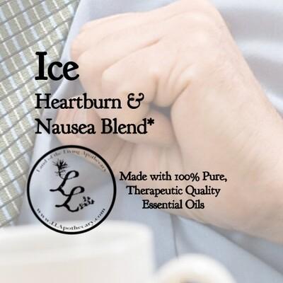 Ice | Heartburn & Nausea Blend