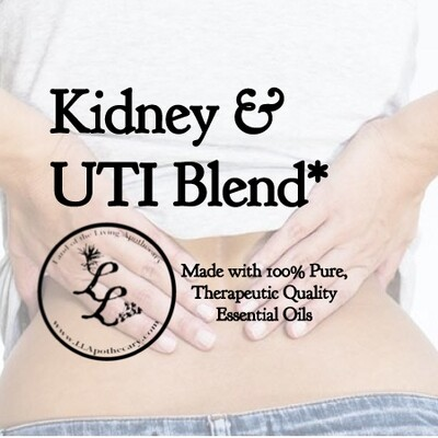 Kidney & UTI Blend | Kidney and/or Bladder Infection Relief