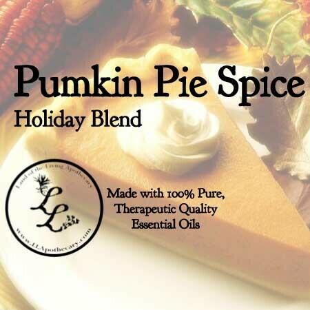 Pumpkin Pie Spice   Holiday Blend