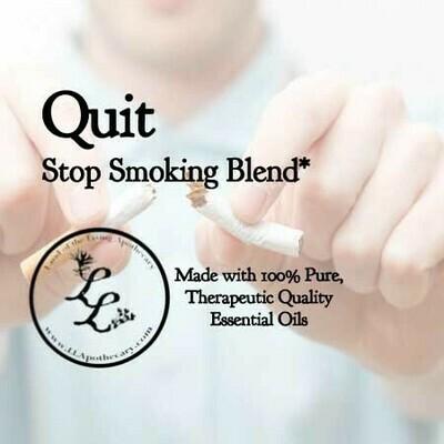 Quit | Stop Smoking Blend