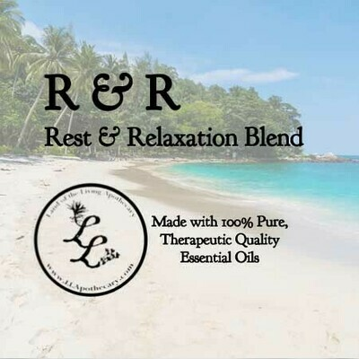R & R | Rest & Relaxation Blend