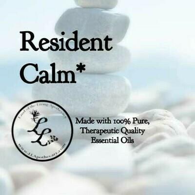 Resident Calm | Diffusing Blend