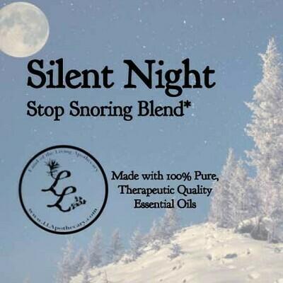 Silent Night | Stop Snoring Blend