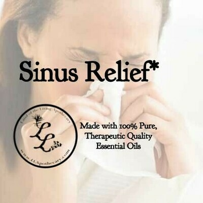 Sinus Relief | Sinus Issues?