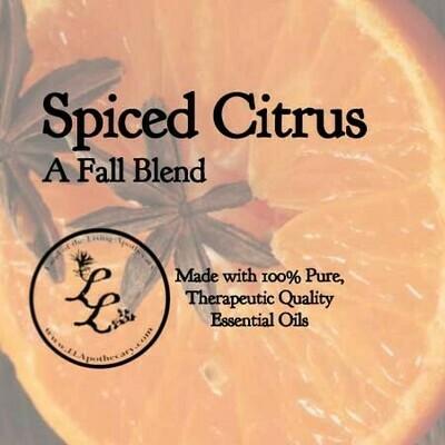 Spiced Citrus | A Fall Blend