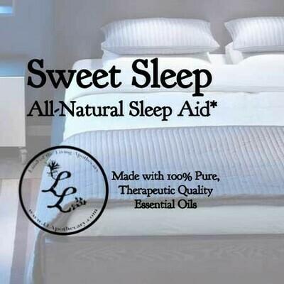 Sweet Sleep | All-Natural Sleep Aid