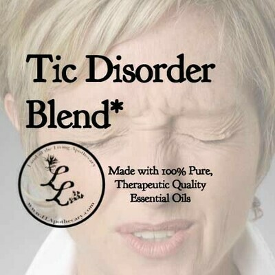 Tic Disorder Blend