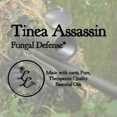 Tinea Assassin | Fungal Defense