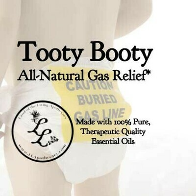 Tooty Booty (Colic Calm) | All-Natural Gas Relief